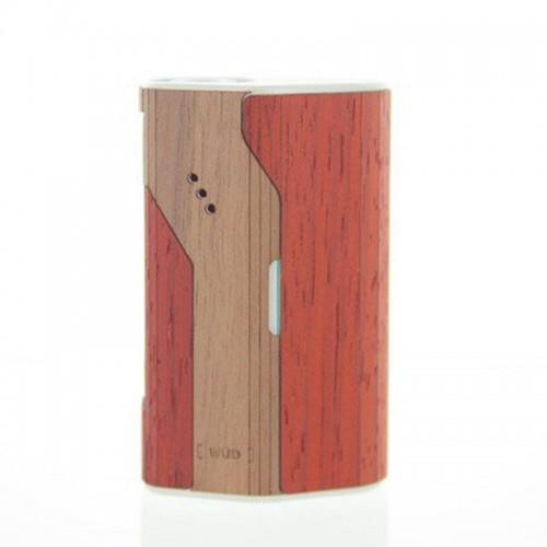 Наклейка из натурального дерева для Wismec Reuleaux RX200 (Padauk/Walnut)