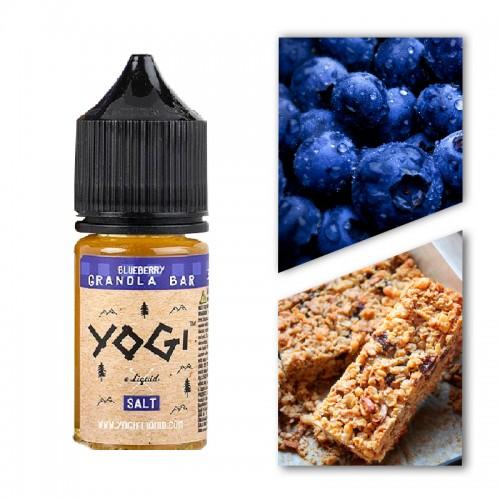 Солевой Yogi Salt — Blueberry