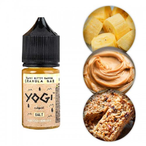 Солевой Yogi Salt — Peanut Butter