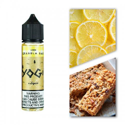Премиум жидкость Yogi — Lemon