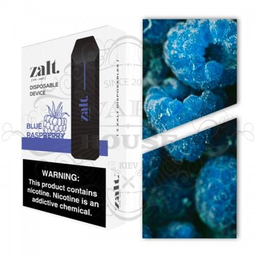 Одноразовая электронная сигарета — Zalt Disposable Blue Raspberry