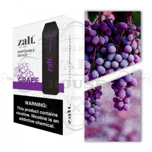Одноразовая электронная сигарета — Zalt Disposable Grape