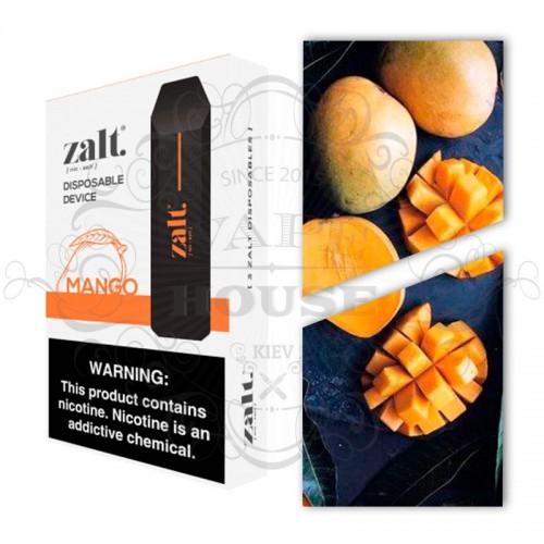 Одноразовая электронная сигарета — Zalt Disposable Mango