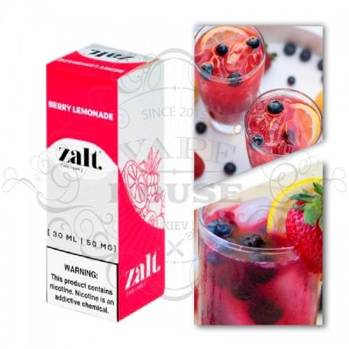 Премиум жидкость Zalt Salt — Berry Lemonade