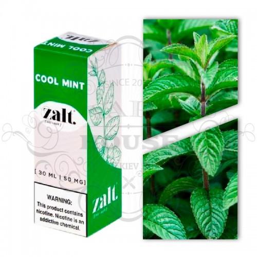 Премиум жидкость Zalt Salt — Cool Mint