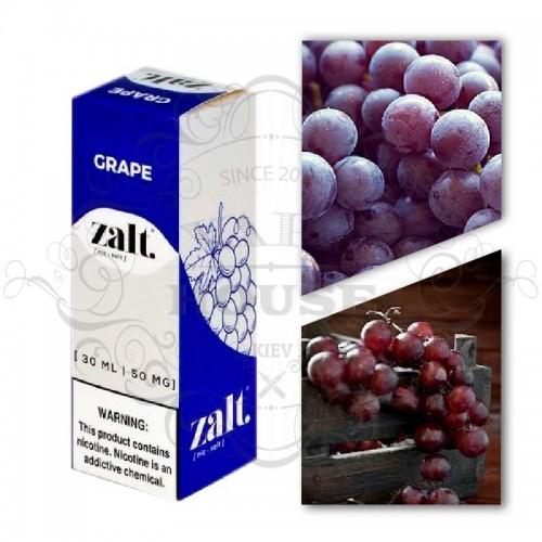 Премиум жидкость Zalt Salt — Grape