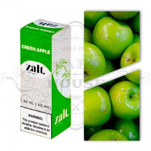 Премиум жидкость Zalt Salt — Green Apple