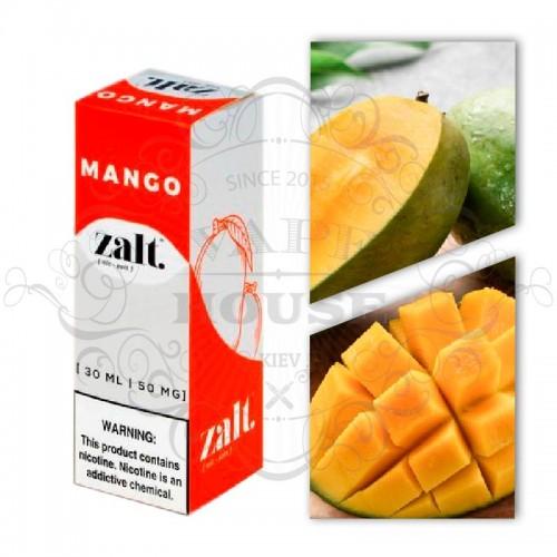 Премиум жидкость Zalt Salt — Mango