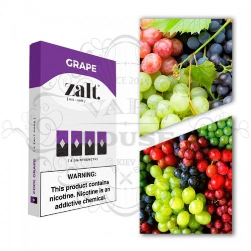 Картридж — Zalt Grape — Juul совместимые