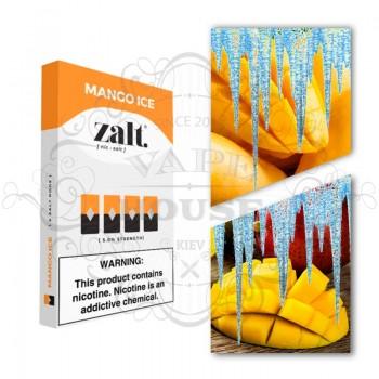 Картридж Zalt Mango Ice — Juul совместимые