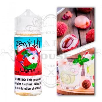 Э-жидкость Zenith — Lynx 120 ml