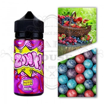 Э-жидкость Zonk — Mixed Berry