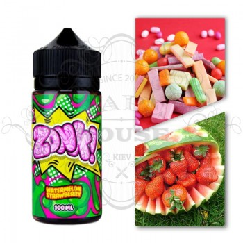 Э-жидкость Zonk — Watermelon Strawberry